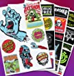 INCREDIBLE 47 SKATE STICKERS!!! For Skateboards, Snowboards, Laptops, iPhone, iPod, Guitars etc
