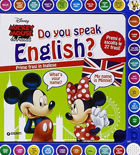 Do you speak English? Prime frasi in inglese