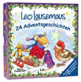 Book - Leo Lausemaus 24 Adventsgeschichten: Adventsbox