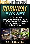 Survival Box Set: 71 Practical Prepar...