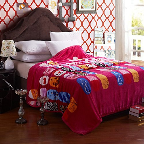 Flannel Blanket Pattern front-823707