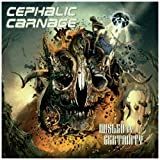 Misled By Certainty by Cephalic Carnage (2010) Audio CD