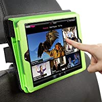 Snugg iPad Air and Air 2 Car Headrest Mount Holder - Combines with Snugg iPad Air and Air 2 Leather Cases from Snugg