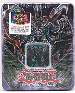 Yu-Gi-Oh GX 2007 Collector Tin Destiny Hero Plasma Collector Tin [Sealed]