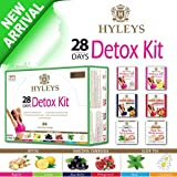 Hyleys 28 Days Detox Kit - 84 Tea Bags