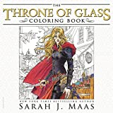 img - for The Throne of Glass Coloring Book book / textbook / text book