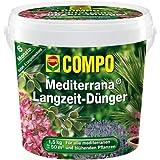 Compo 14645 Mediterraner Langzeit-Dünger 1.5 kg