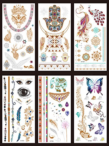 lily6pcs-impermeabile-tatuaggio-temporaneo-nuovo-disegno-del-tatuaggio-di-bronzing-tatuaggio-star-fe