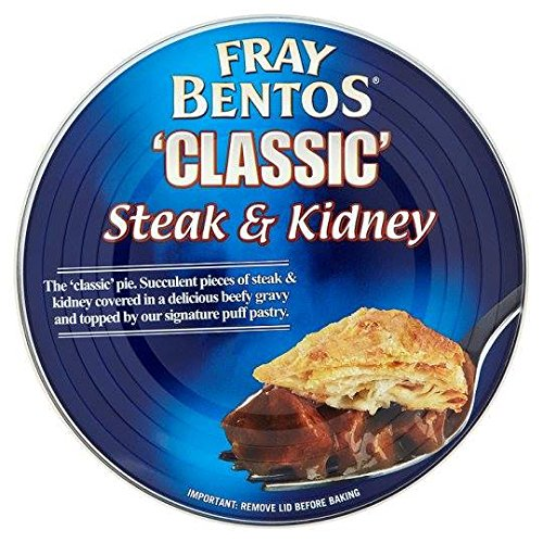 fray bentos steak and kidney pudding cooking instructions