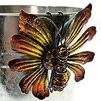 Yellow Butterfly Pot Hugger