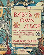 The Baby's Own Aesop by Walter Crane, Aesop cover image