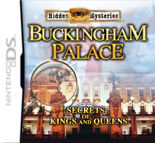Buckingham Palace Secrets of Kings and Queens - Nintendo DS - 1