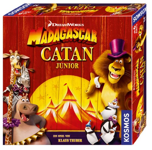 KOSMOS 697402 - Madagascar Catan Junior