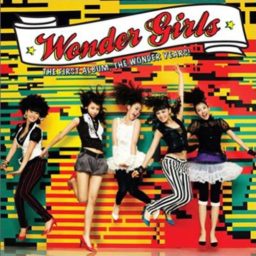 Wonder Girls 1集 - The Wonder Year(韓国盤)
