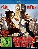 echange, troc BD * BD Shanghai Knights [Blu-ray] [Import allemand]