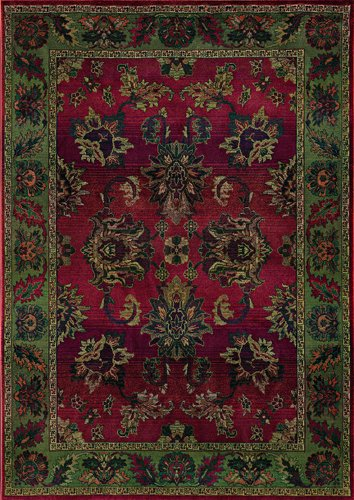 Kharma Collection Woven Rug (#899R4) 9'9