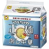マルちゃん正麺 冷し中華 5P(118g×5P) 590g×6袋 ランキングお取り寄せ