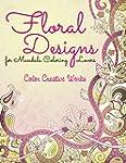 Floral Designs for Mandala Coloring L...