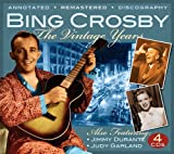 echange, troc Bing Crosby - The Vintage Years