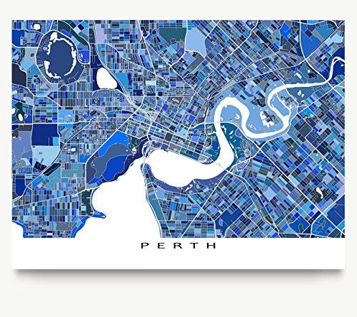 perth-map-print-western-australia-city-street-art-blue