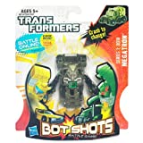 Megatron Transformers Bot Shots Battle Game Series 1 Vehicle