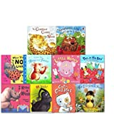 Various Wom Bed time Stories Collection 10 Books Set,(Sometime like to cut up in a Ball,I love you Always and Forever,When you're Not Looking,I know a Rhino,The Cuddliest Cuddle in the World,Little Honey,For Everyone to Share,Cat's cuddlesten in the)