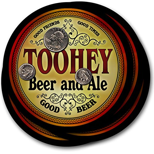 toohey-beer-ale-4-pack-drink-coasters