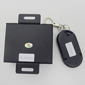 Control Remoto Inalámbrico  LEDENET  RF con Controlador de atenuación  RF PWM   DC 12-24V 20A para Tiras de luces LED 5050 3528 de un solo color.