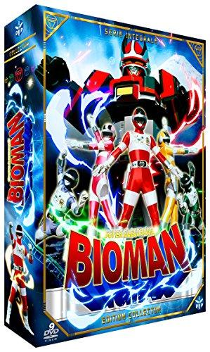 超電子バイオマン コンプリート DVD-BOX (全51話, 1260分) 戦隊 特撮アニメ番組 [DVD] [Import]