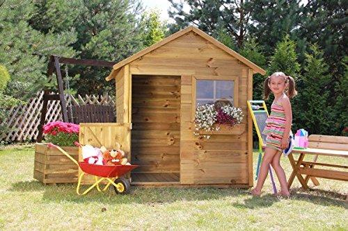 baumotte spielhaus holz kinderspielhaus moritz jetzt. Black Bedroom Furniture Sets. Home Design Ideas