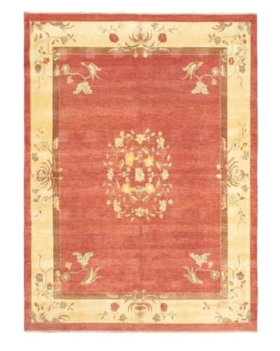 ecarpetgallery Chobi Rug, Copper, 7' 6 x 10' 2