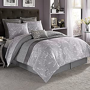 King Bedding Collection (Nicole Miller Floral)