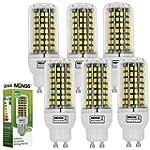 6X MENGS� GU10 Lampe � LED 10W AC 220...