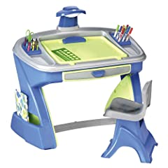American Plastic Toy Creativity Desk and Easel