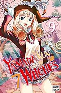 Yamada Kun & the 7 Witches Edition simple Tome 9
