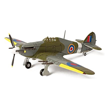 Forces of Valor UK RAF Hurricane 1/72 Echelle 85090