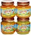 Earth's Best Organic Stage 2, Vegetable Variety Pack, 12 Count, 4 Ounce Jars