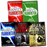 Dean Koontz Frankenstein 5 Books Collection Pack Set RRP: £44.42 (The Dead Town, Lost Souls, Dead and Alive, City of Night, Prodigal Son) Dean Koontz