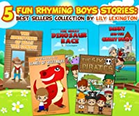 5 Fun Rhyming Boys Stories: Ultimate Boy's Collection by Lily  Lexington ebook deal