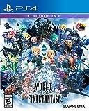 World of Final Fantasy Limited Edition – PlayStation 4