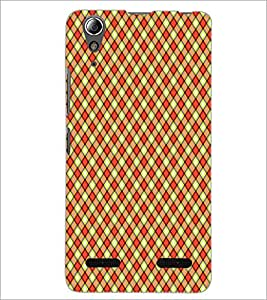 PrintDhaba Pattern D-5930 Back Case Cover for LENOVO A6000 PLUS (Multi-Coloured)