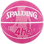 Spalding NBA 4 Her Outdoor Basketball...