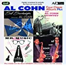 Four Classic Albums Plus (Mr Music / Al Cohn Quintet Featuring Bob Brookmeyer / Al & Zoot / Bob Brookmeyer Featuring Al Cohn)