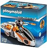 PLAYMOBIL 5288 - Spy Team Skybike