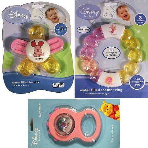 Disney-Piglet 3-Piece Accessory Set - Baby Girl