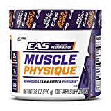 EAS Muscle Physique Dietary Supplement, Orange, 7.8 Ounce
