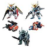 Bandai Shokugan Gundam Converge Selection Limited Color Action Figure, Pack of 8