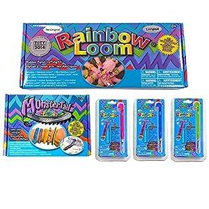 Amazon.com: Official Rainbow Loom Starter Kit with Rainbow ... Rainbow Loom Kit Amazon
