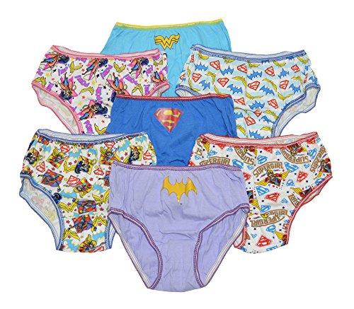 dc-girls-super-hero-hipsters-pack-of-7-underwear-size-4-6-8-supergirl-batgirl