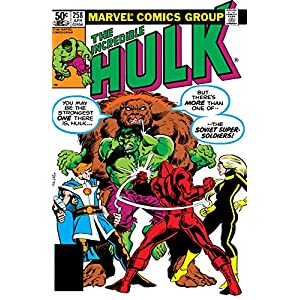 Incredible Hulk (1962-1999) #258